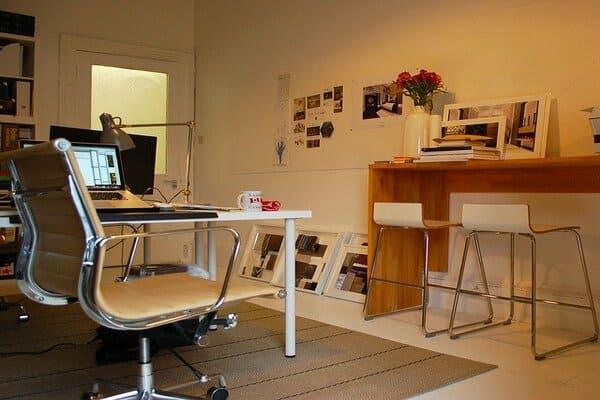 在宅オフィスの画像