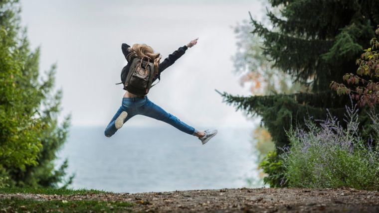 やってみよう ジャンプ